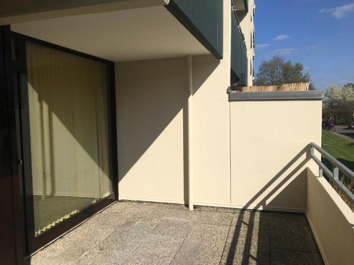 Privater Verkauf einer 2-Zimmer-Wohnung mit EBK und Balkon