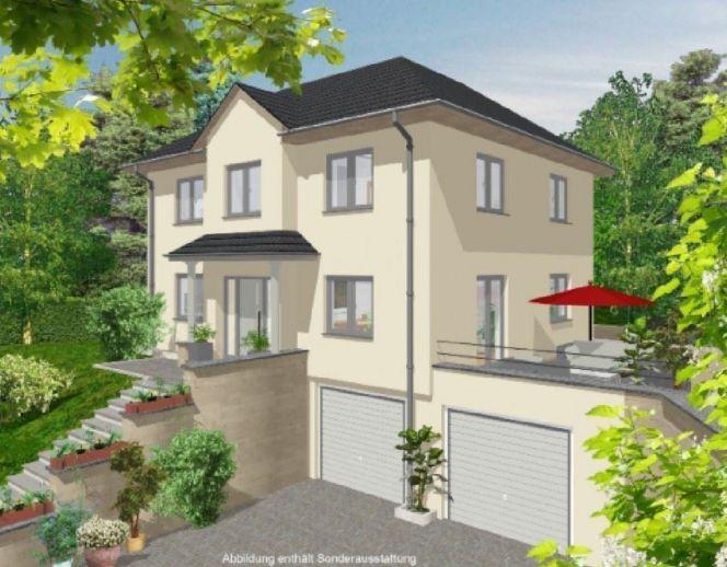 Massives Eigenheim mit Keller - Charmant und modern mit viel Platz !
