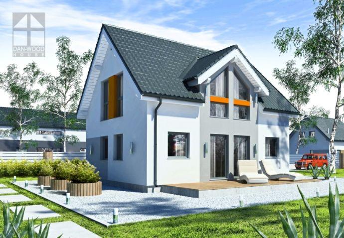 Einfamilienhaus BEZUGSFERTIG auf Bodenplatte