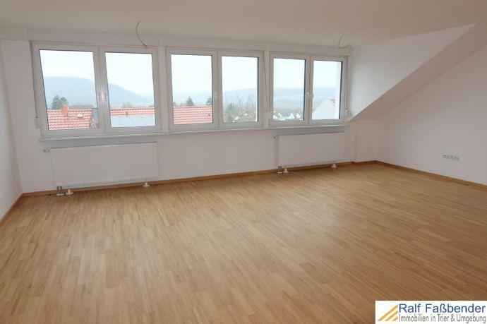 Konz-Berendsborn, renovierte 4 ZKB Wohnung zu vermieten.