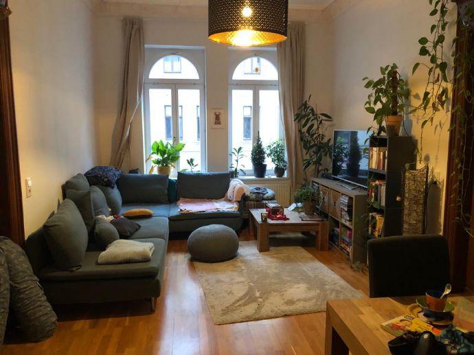 Tolle Wohnung im Herzen von Leipzig