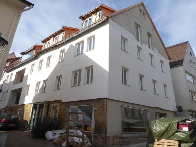 Erstbezug in die Neubauetage! Charmante Maisonettewohnung mit Galerie- mitten in der schönen Altstadt!