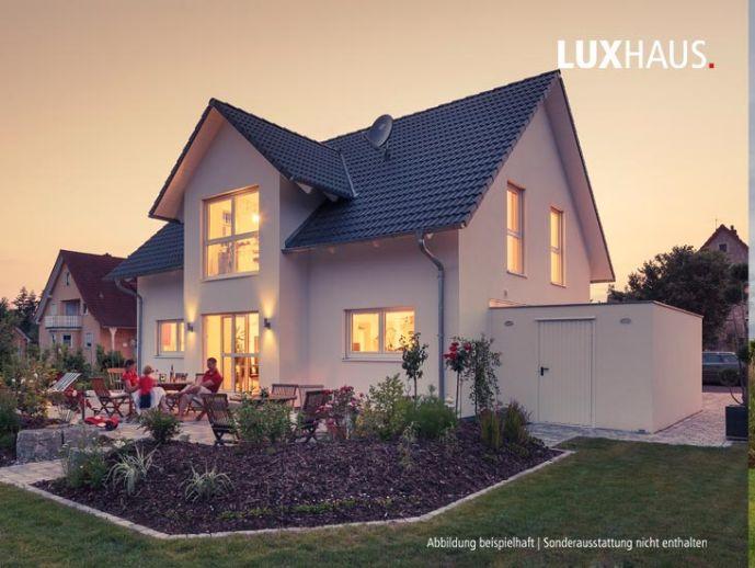 Luxhaus 100% Wohlfühlklima - 100% Wohlfühlhaus, Ihr Zuhause hier in Pfäfflingen