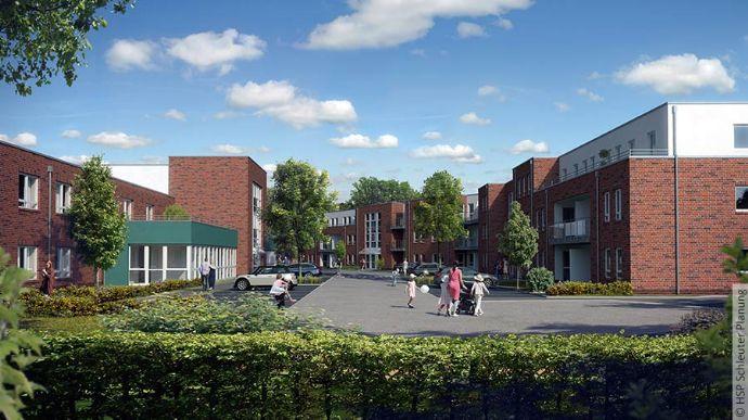 Betreutes Wohnen Convivo Park Wittmund – Pflegeimmobilie im Teileigentum