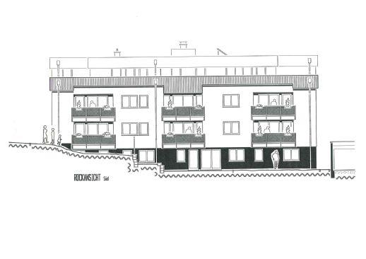 NB - Wohnanlage am Warndt, ETW in Wadgassen OT (mit 2 x Penthouse-Wohnung)