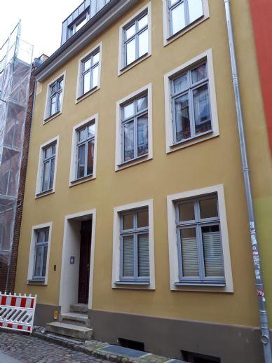 Schöne 2 R.-Neubauwohnung mit Terrasse im Zentrum der Altstadt