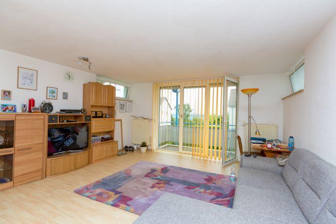 Attraktive Single-Wohnung mit Carport in beliebter Wohnlage