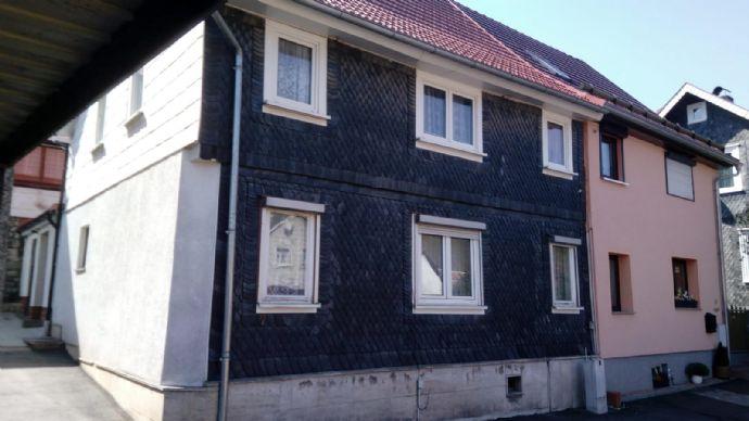 Doppelhaushälfte in ruhiger Lage