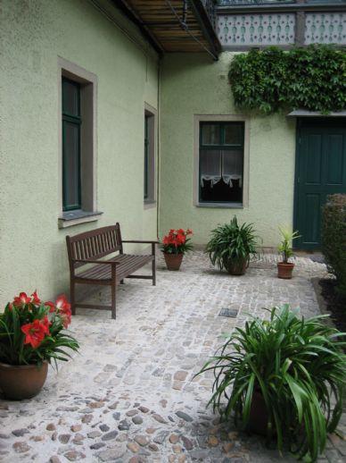 2-Zimmer-Wohnung mit Charme in der Innenstadt von Naumburg sucht neue Mieter