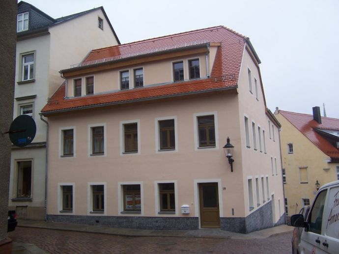 Barierrefreies Wohnen in der Altstadt von Freiberg