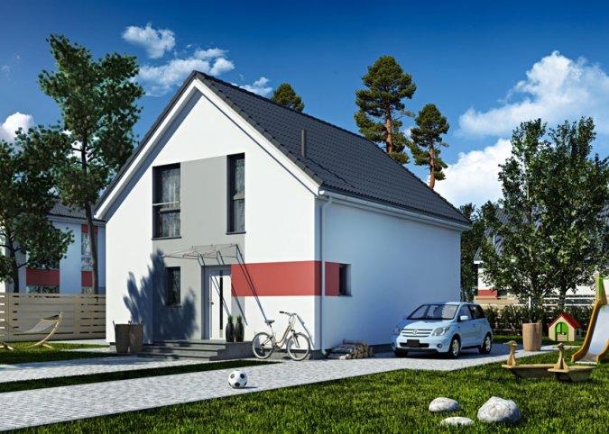 Suhl, Einfamilienhaus mit 119 mq auf Bodenplatte inkl. Grundstück , KfW 55/ Erdwärme