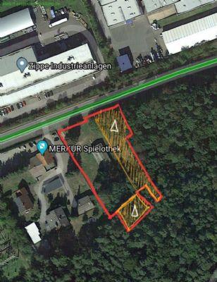 4407qm Grundstück in Wertheim Bestenheid -Sondergebiet-