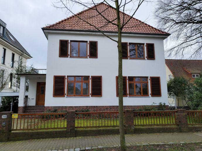 Einfamilienhaus mit Weserblick in Vegesack zu Vermieten
