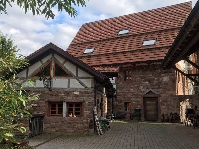 3-Zimmer-Maisonette-Wohnung in Buchen Odenwald