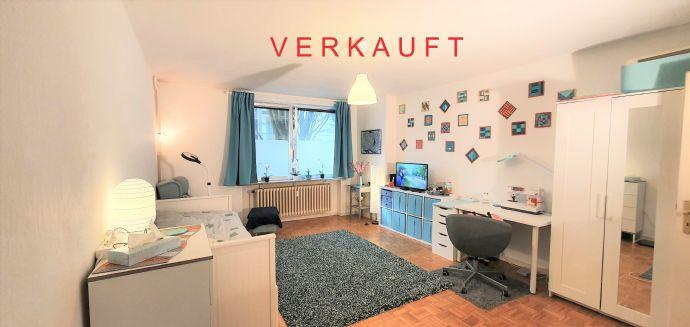 Gefragte Lage in Winterhude - Attraktive 1 Zimmer Stadtwohnung - direkt zwischen Alster und Stadtpark