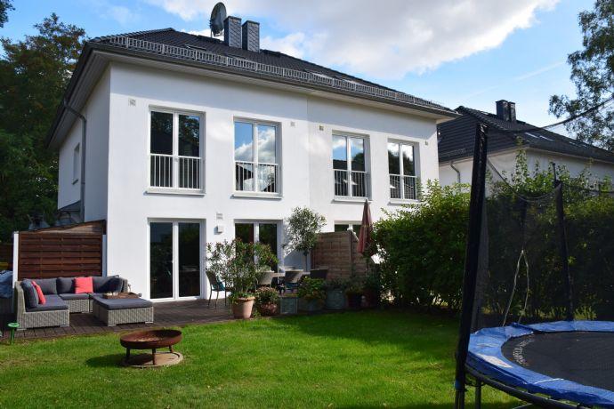 Stadthaus in Blankenese-Dockenhuden