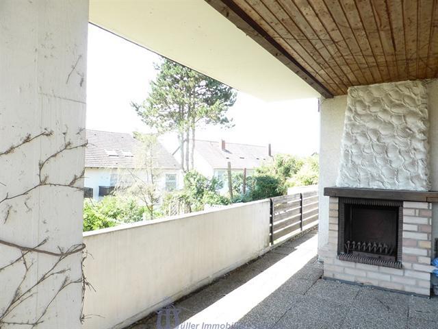 Großzügige Mietwohnung in bevorzugter Wohnlage von Homburg