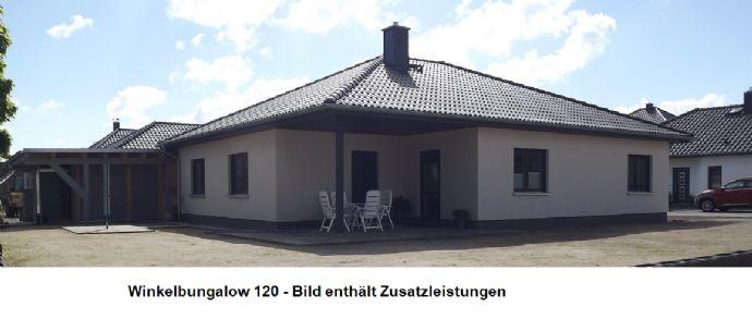 Wohnen in Lichtenow - kurz vor den Toren von Berlin - WB 120 + 13m² Terrasse