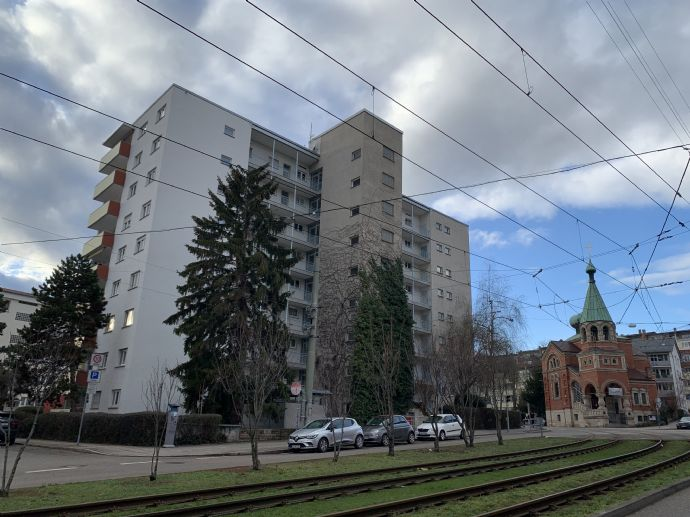 Voll Möblierte 1,5 Zimmerwohnung in Stuttgart West