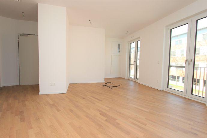 Gemütliche Neubauwohnung mit 2 Zimmern