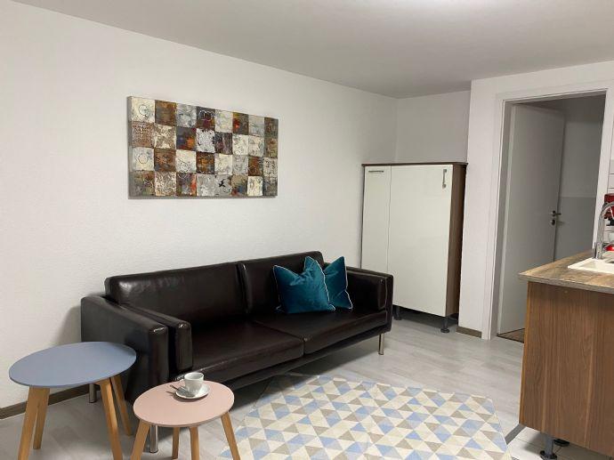 2-Zimmer-Wohnung in Kelsterbach zu vermieten. Flughafen und S-Bahn nah.