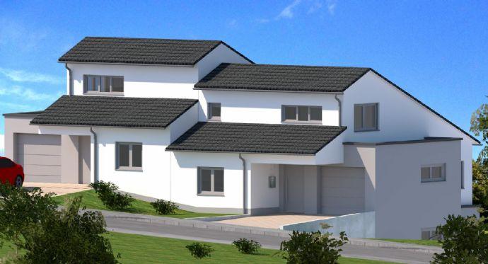 Modernes Wohnen mit Stil in Höchberg - Haus B - Provisionsfreier Verkauf direkt vom Bauträger ***RESERVIERT***