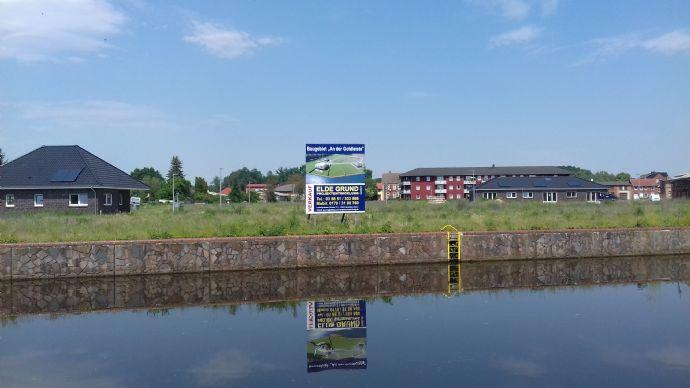 -RESERVIERT- Baugrundstück (13) direkt an der Müritz-Elde-Wasserstraße in Grabow (Meckl.)