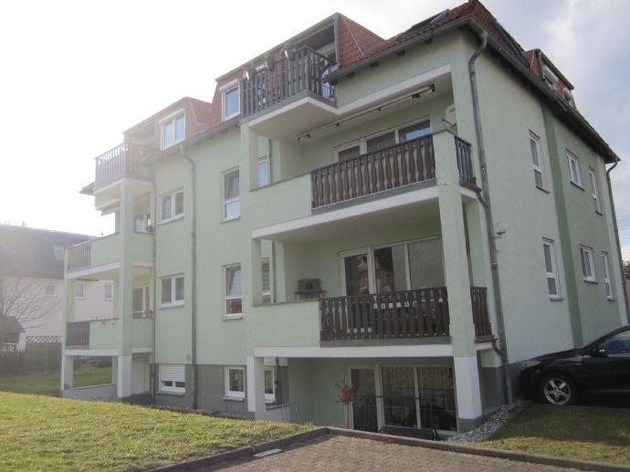 hübsche 2 Zimmerwohnung mit praktischen Grundriss und Balkon