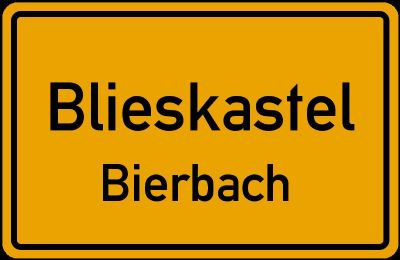 Blieskastel-Bierbach Grundstücke, Blieskastel-Bierbach Grundstück kaufen