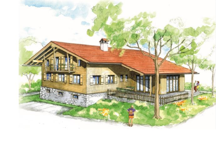 Holzhaus kaufen / Holzhaus gebraucht - dhd24.com