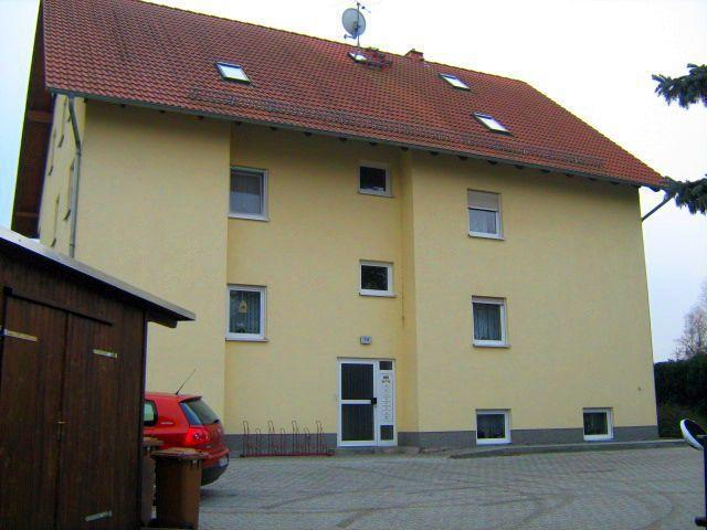Hübsche Single - Wohnung im Dachgeschoss