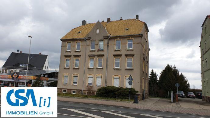 solides Anlageobjekt wartet auf einen neuen Eigentümer, gut vermietbare Wohnungsgrößen , gesamt 390 m² WFL