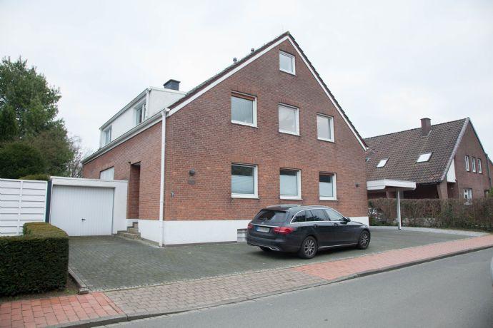 Provisionsfrei: Gut vermietetes Zweifamilienhaus mit 1.134 m² großem Grundstück in Handorf