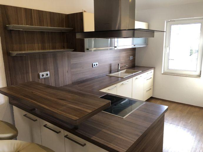 perfekte Wohnung mit Einbauküche !!