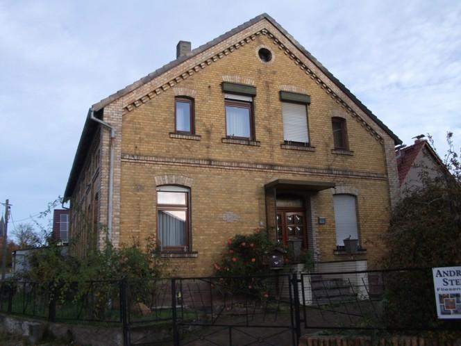 Ein- bis Zweifamilienhaus in Klostermansfeld RESERVIERT