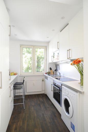 kernsanierte und wunderschön ausgestattete 2-Zi-Wohnung gegenüber ECB - beautifully furnished apartment vis-a-vis new ECB