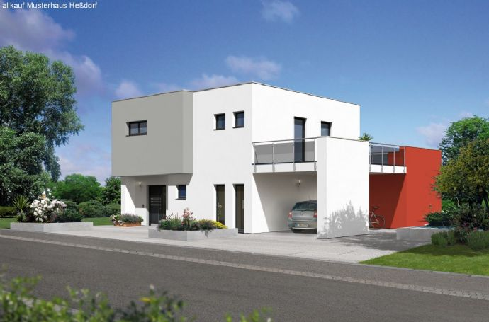 Attraktives außergewöhnliches Haus - Allkauf Ausbauhaus
