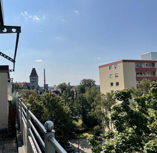 Exklusive Penthouse-Wohnung mit 2 Terrassen