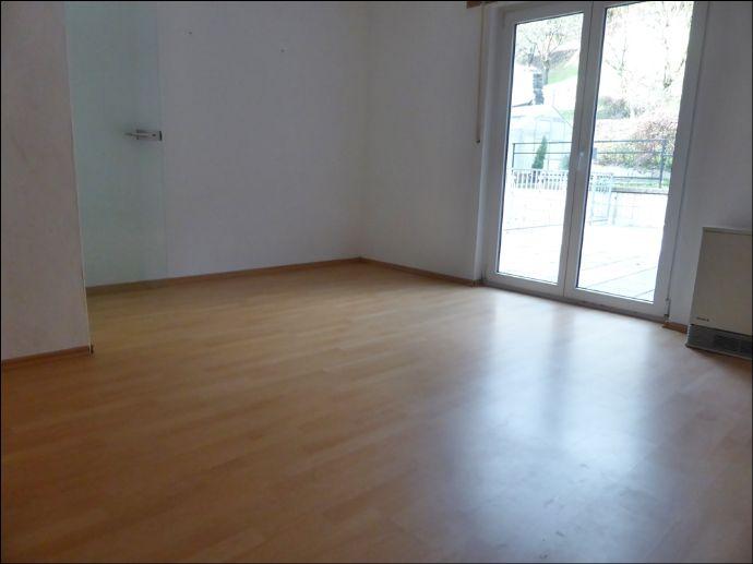 3-Zimmer-Etagenwohnung mit Terrasse