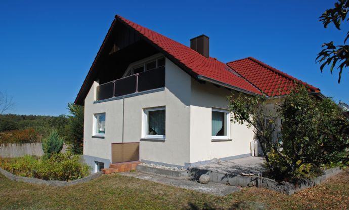 Gepflegtes Einfamilienhaus mit großem Grundstück in Herzogenaurach