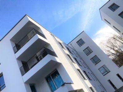 Erstbezug - Neubau Wohnung in Innenstadt- / Uni-Nähe mit Fernblick - WBS erforderlich!!!