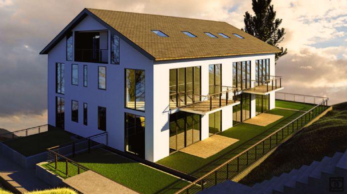 Großzügige 4-Zimmer-Wohnung mit Terrasse und Gartenanteil in begehrter Wohngegend.