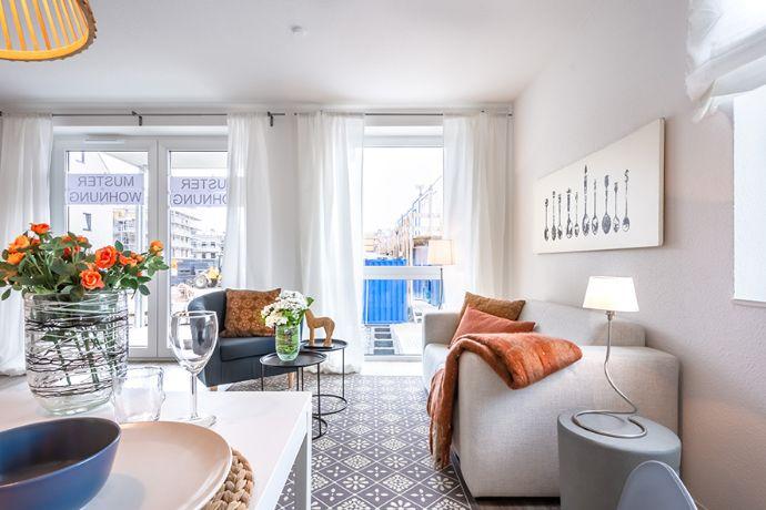 Neues Zuhause im Wohnquartier Osterlücke