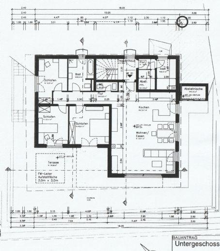 4 1 2 - Zi - Neubau-Mietwohnung