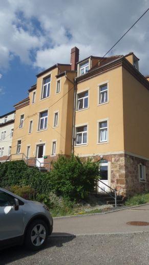 Sonnige Wohnung mit Einbauküche in Schmiedeberg!