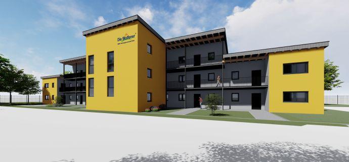 Moderne, große 3-Raum-Neubauwohnung mit Dusche und Badewanne ab Frühjahr 2022 bezugsfertig