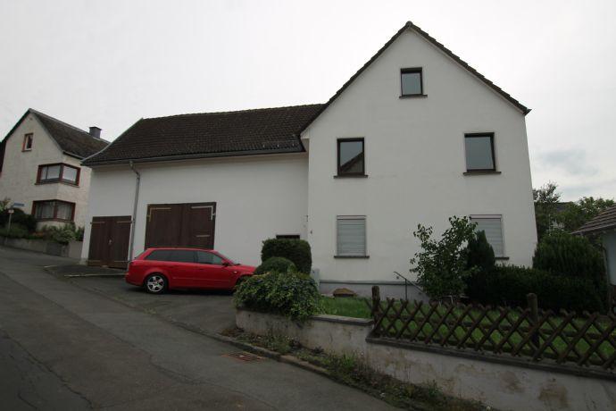 Teilsanierte Hofreite in Weilburg - Drommershausen