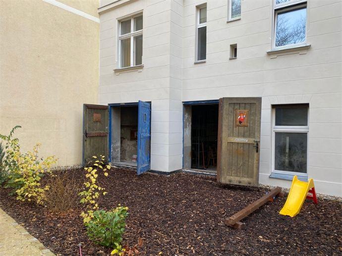 Alte Pracht und neuer Glanz: Altbauwohnung mit Garten - vermietet