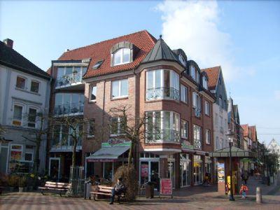 Buxtehude Ladenlokale, Ladenflächen