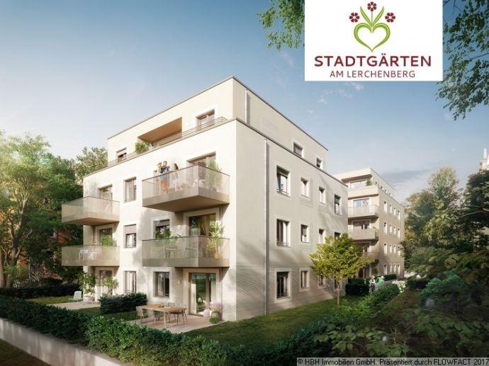 Perfekt geschnittene 3,5 Zimmer-Gartengeschosswohnung mit eigenem Gartenanteil